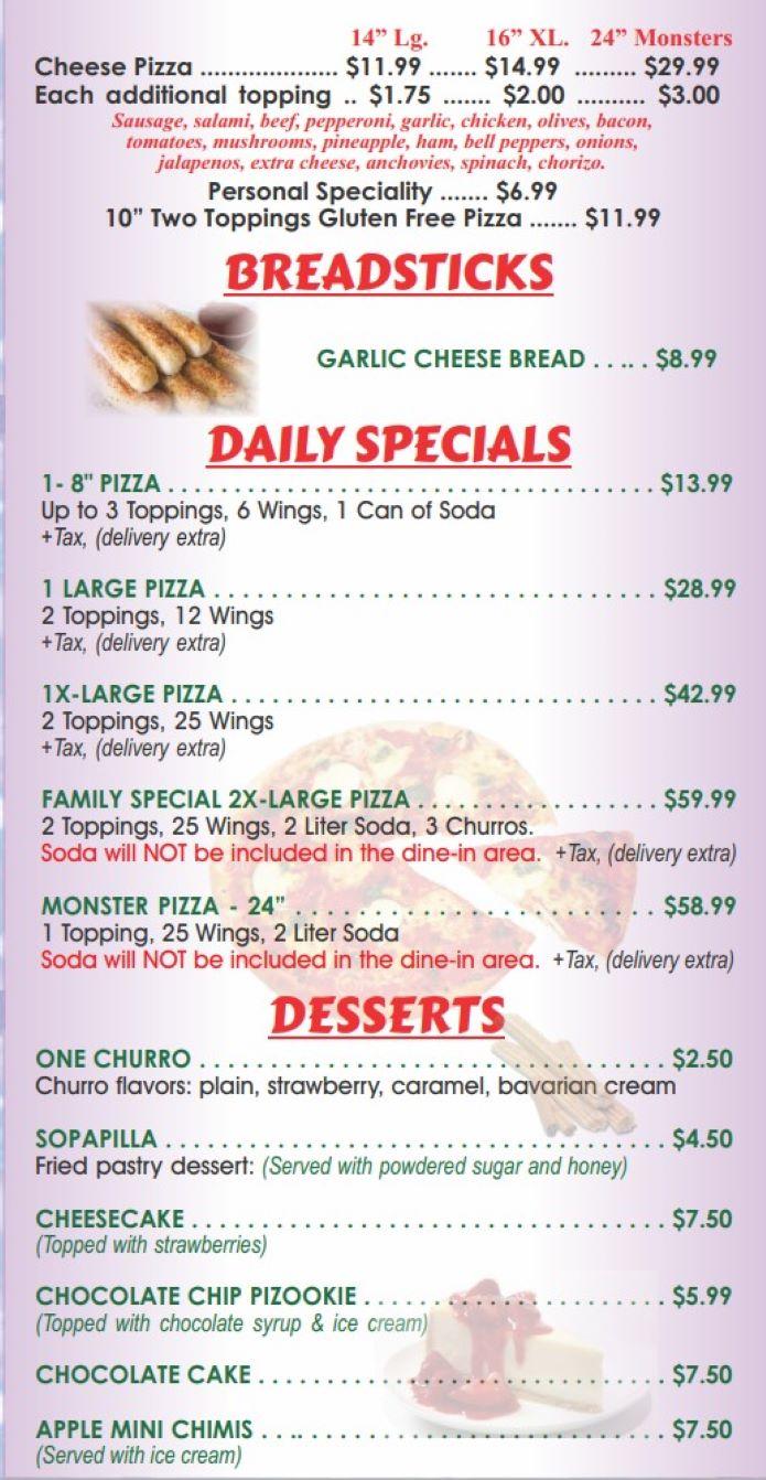 Us Pizza Surprise AZ